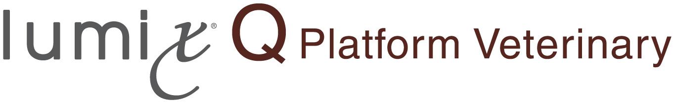 Logo Lumix® Q Platform Veterinary