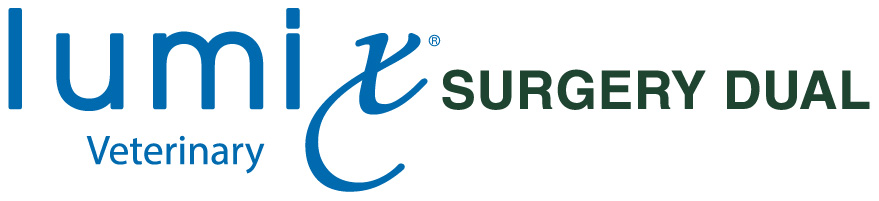 Logo LUMIX® SURGERY DUAL Veterinary