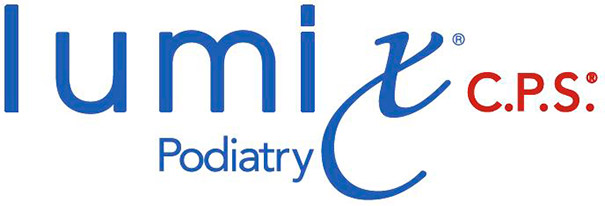 Logo LUMIX® C.P.S.® Podiatry