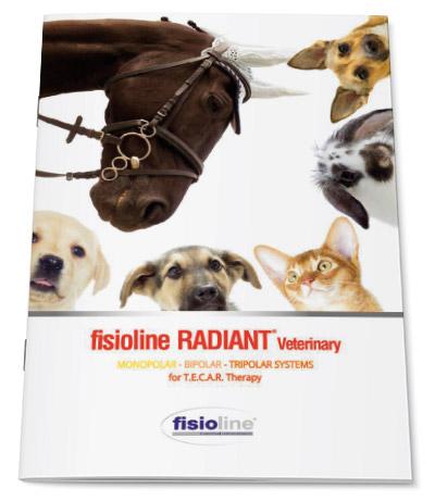 depliant FISIOLINE RADIANT® Veterinary