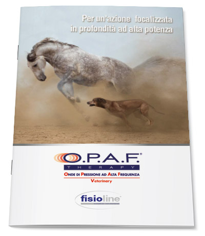 depliant O.P.A.F.® THERAPY Veterinary
