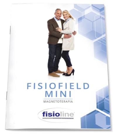 Copertina depliant Fisiofield mini