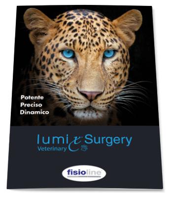 depliant italiano Lumix Surgery Vet
